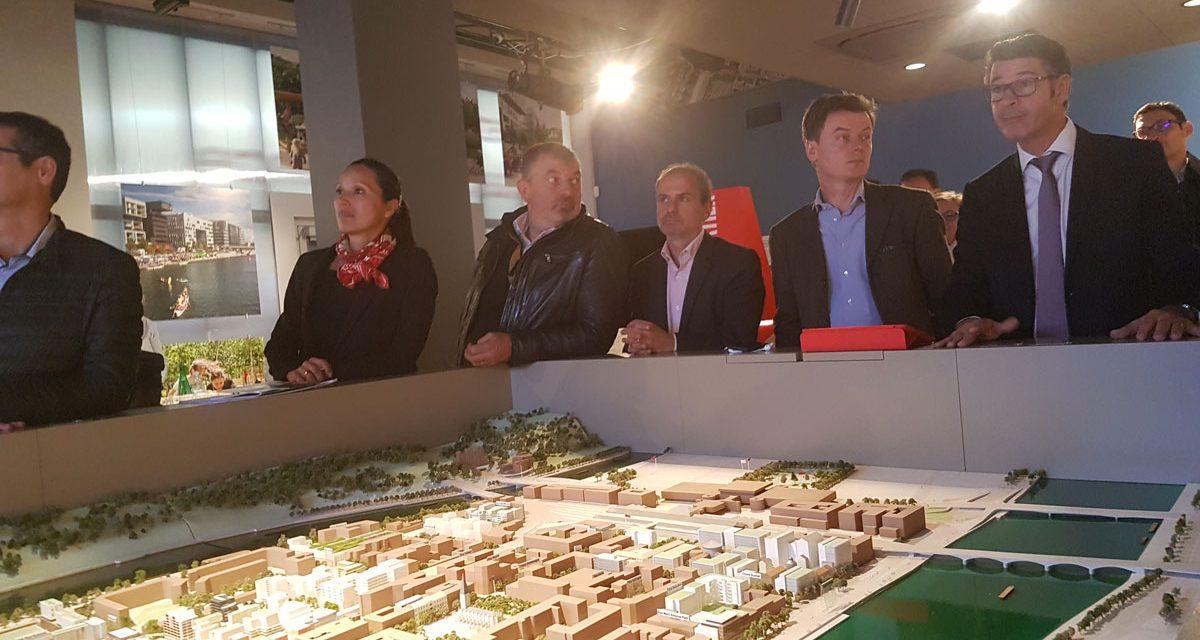 Présentation de la ZAC Confluence et du projet Ynfluence Square