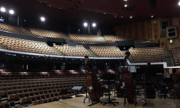Jeudi 28 mars – Visite de l'auditorium